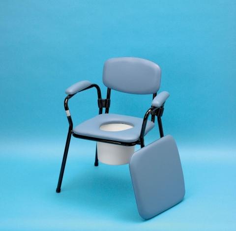 Pottstol med deluxe