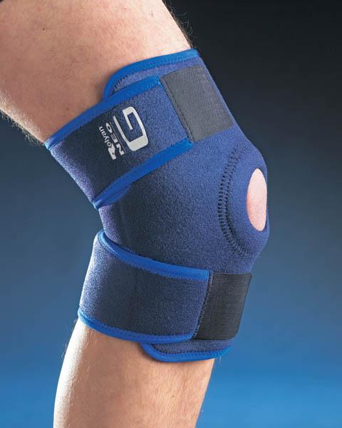 NEO G Knäskydd med öppen knäskål