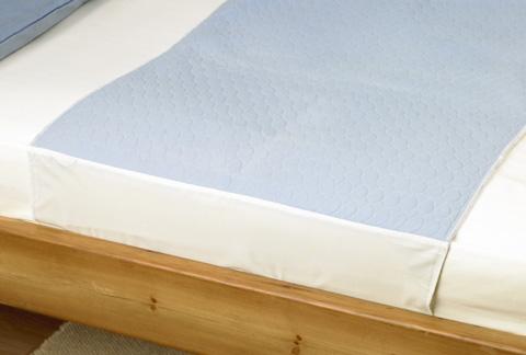 Sängskydd med stor uppsugning