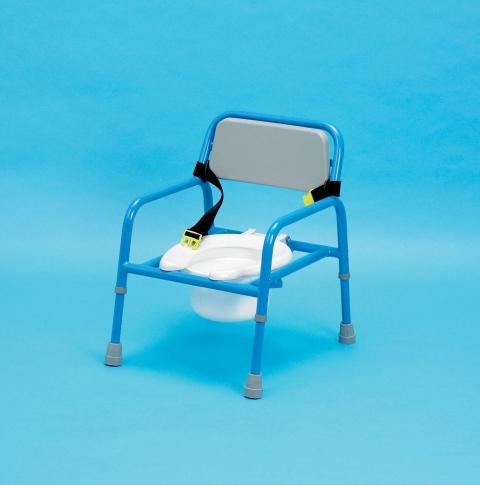 Lilla Blå pottstolen