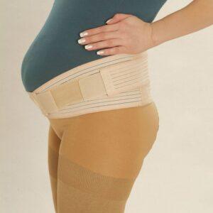 Elastiskt graviditetsbälte