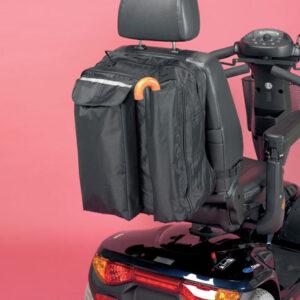 Scooterväska med stort utrymme