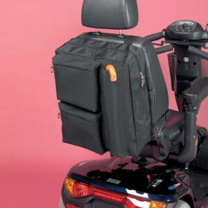 Scooterväska med fyra fickor