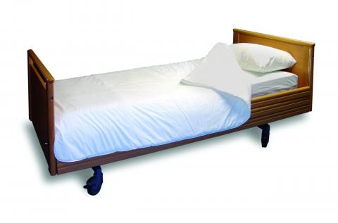 Lyxigt madrasskydd som andas utan att släppa igenom väta