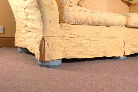 Langham Multiförhöjare för stol och säng utan ben med sockel