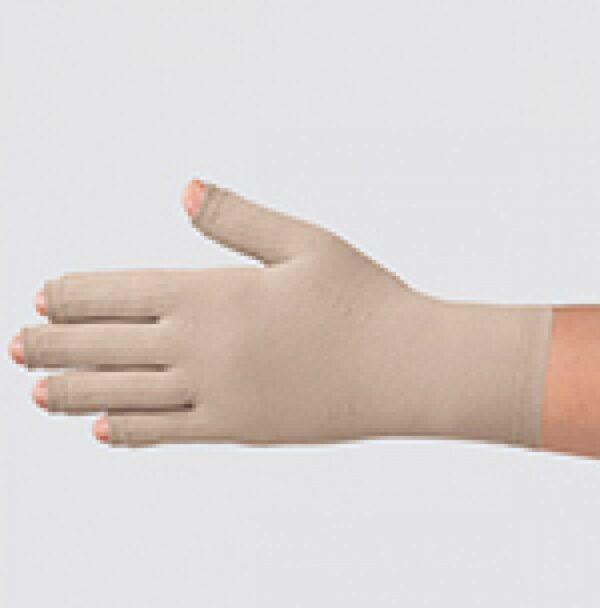 Juzo Ödemhandske med öppna fingrar