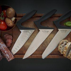 Kockkniv i dansk design