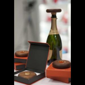 Hoopla champagneöppnare dansk design