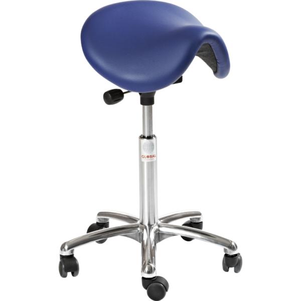 Dalton sadelstol utan ryggstöd