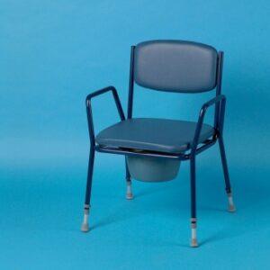 Pottstol för tunga brukare