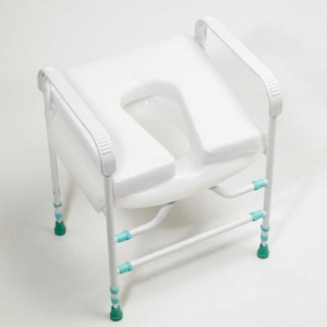 Mjuk sittring för toastolen
