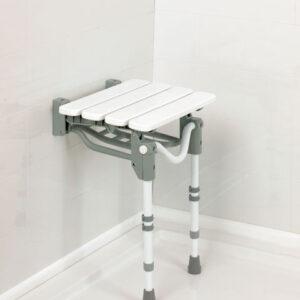 Tooting duschstol med hårt säte