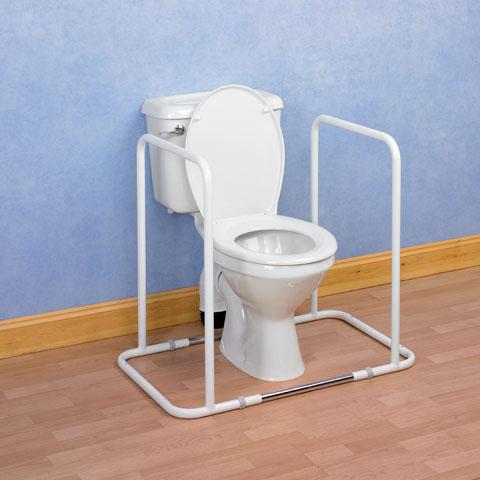 Toalettram