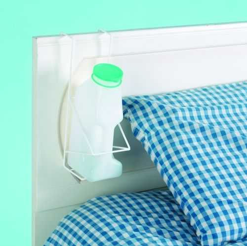 Hållare för urinflaska