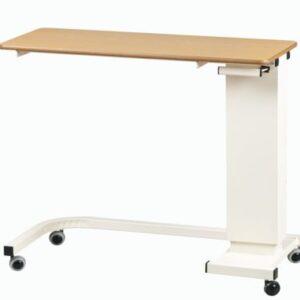 Sängbord lättlyft skiva o plats för ben