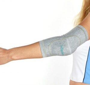 Armbågs/hälskydd med gel