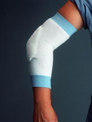 Armbågs- och hälskydd med kudde