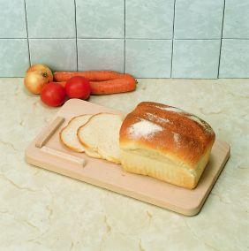 Brödbräda med smörgåsplatta