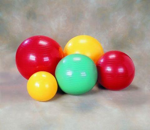 Träningsboll med antiglid utsida