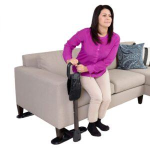 Uppresningsstöd för soffa eller fåtölj