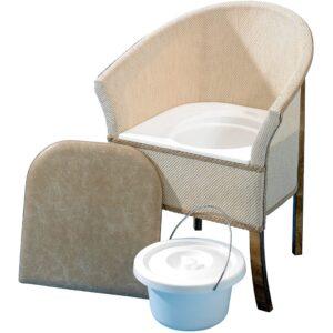 Pottstol i design för alla rum