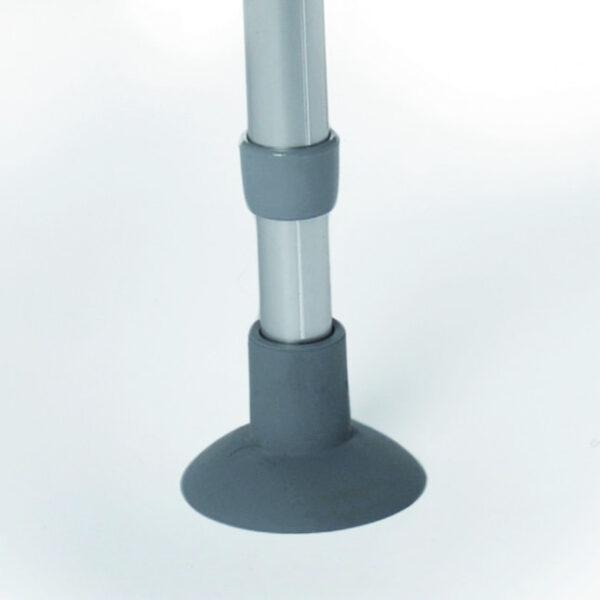 Duschpall med vridbar sits