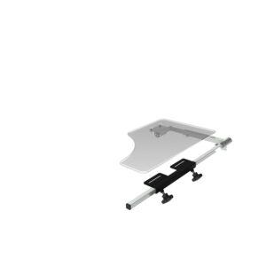 Rullstolsbord i fällbar design
