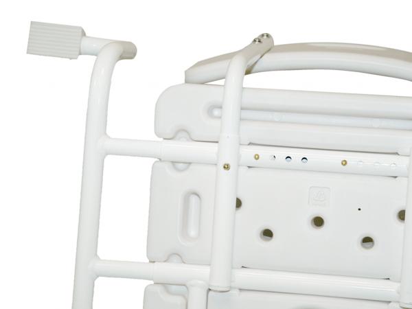 Badkarsstol Bob – med och utan ryggstöd